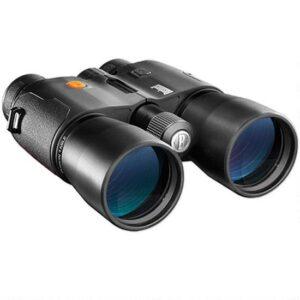 Bushnell Fusion Laser Rangefinder 12×50 Fully Coated Lens 1 Mile Range BaK-4 Prism Black 202312