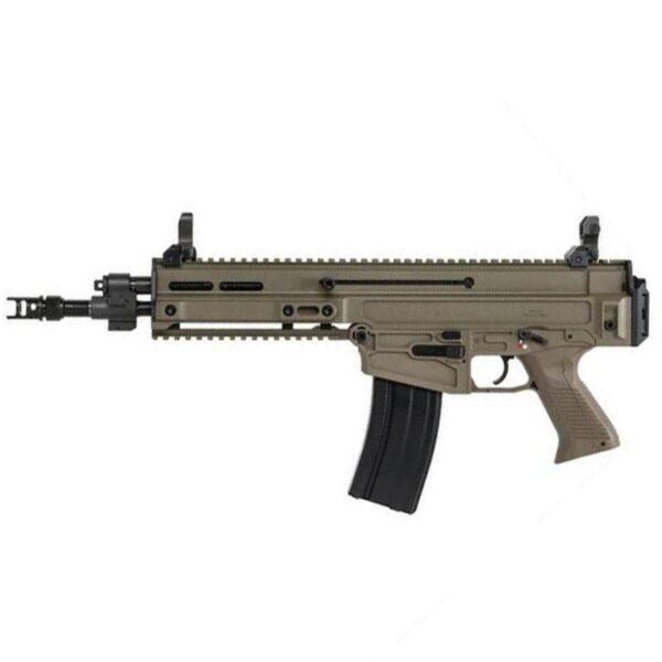 CZ-USA CZ 805 Bren Semi Auto Pistol 5.56 NATO 11″ Barrel 30 Rounds Flat Dark Earth
