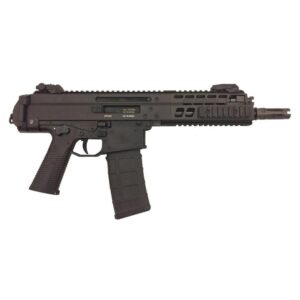 B&T APC223 Semi Auto Pistol 5.56 NATO 8.7″ Barrel 30 Rounds Full Length Optic Rail Ambidextrous Controls Backup Sights Aluminum Housing Matte Black