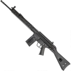 Century Arms International C308 Semi Auto Rifle .308 Win./7.62x51mm NATO 18″ Barrel 20 Rounds Polymer Furniture Black Finish RI2253-X
