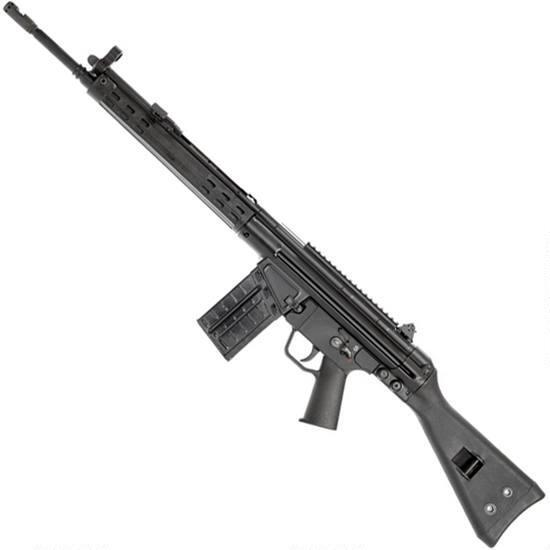 Century Arms International C308 Semi Auto Rifle .308 Win./7.62x51mm NATO 18″ Barrel 20 Rounds Polymer Furniture Black Finish RI2253-X