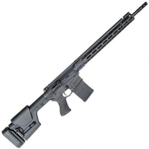 Savage Arms MSR 10 Long Range .308 AR Semi Auto Rifle .308 Winchester 20″ Barrel 10 Rounds Free Float M-LOK Hand Guard Magpul PRS Gen3 Stock Matte Black