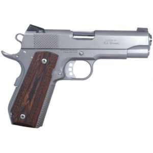 Ed Brown Kobra Carry 1911 Semi Auto Pistol 45 ACP 4.25″ Barrel 7 Rounds Stainless Steel
