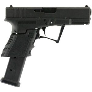 Full Conceal M3D G19 Gen 3 9mm Luger Folding Semi Auto Pistol 21 Rounds 4.01″ Barrel Polymer Frame Black