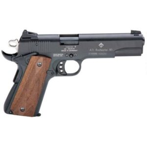 American Tactical Imports GSG 1911 Semi Automatic Pistol 22 LR 5″ Barrel 10 Rounds Alloy Frame Black