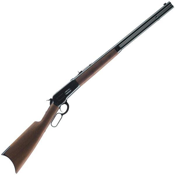 Winchester Model 1886 Short Lever Action Rifle .45-70 Govt 24″ Barrel 8 Rounds Walnut Stock Blued