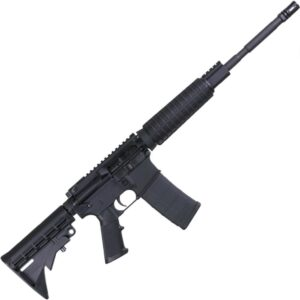 Anderson Manufacturing AM15 Optic Ready AR-15 Semi Auto Rifle 5.56 NATO 16″ Barrel 30 Rounds Black