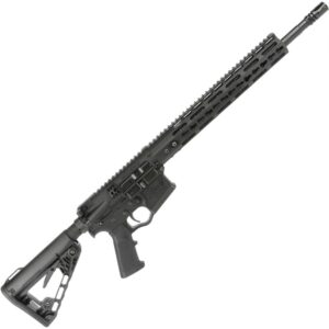 ATI Omni Hybrid Maxx AR-15 Semi Auto Rifle 5.56 NATO 16″ Barrel 30 Rounds Metal 13″ Key-Mod Handguard Collapsible Stock Black