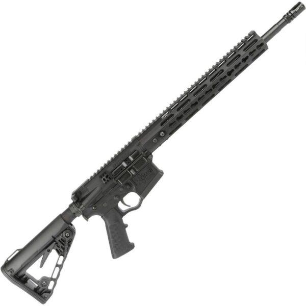 ATI Omni Hybrid Maxx AR-15 Semi Auto Rifle 5.56 NATO 16″ Barrel 30 Rounds Metal 13″ Key-Mod Handguard Collapsible Stock Black