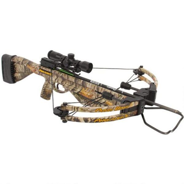 Parker Bows Ambusher Crossbow Kit 315fps Next Vista