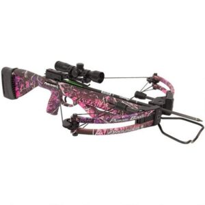 Parker Bows Ambusher Crossbow Kit 315fps Muddy Girl Pink