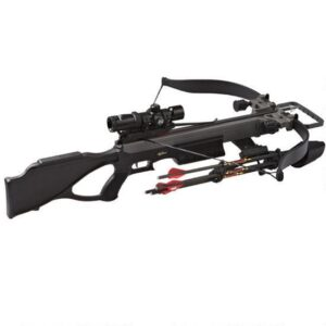Excalibur Crossbow Matrix 380 Crossbow with Tact-Zone Lite Blackout Scope 3900