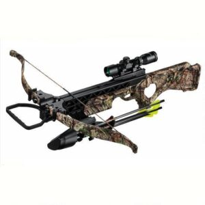Excaliber Matrix Grizzly Lite Stuff Package 305 fps Crossbow Combo