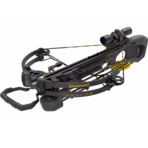 Browning Model 161 Crossbow Package with 1.5-5x32mm Scope, Black