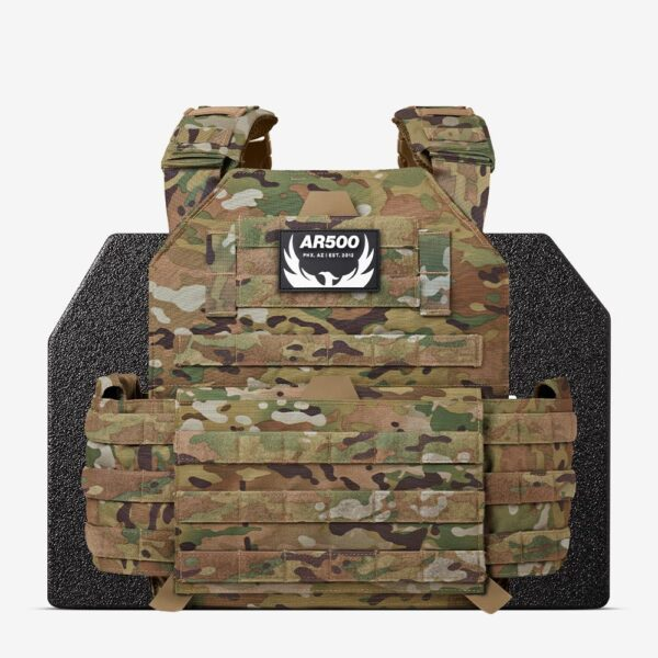AR500 Armor Testudo Fully Loaded Package