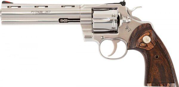 Colt Python 357 Mag, 6″ Barrel