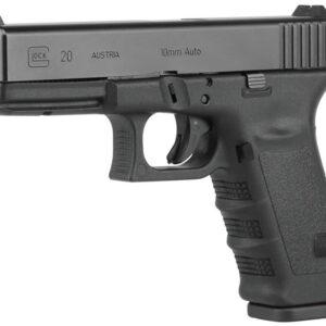 GLOCK 20 SF Semi-Auto Pistol