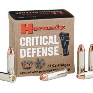 Hornady 380 Auto 90 gr Critical Defense 25/Box