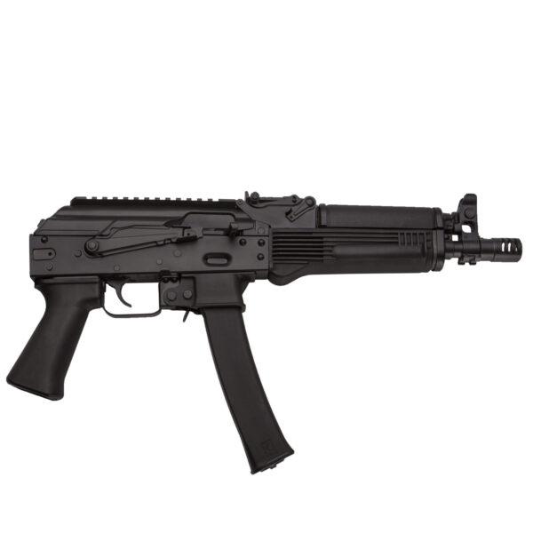 Kalashnikov USA KP-9 9mm, 9.25″ Barrel, Metal Frame, Black
