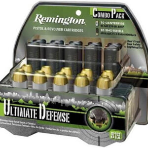 Remington 45 Colt/410 Ultimate Defense Combo Pack