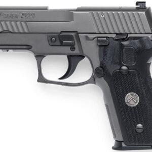 Sig Sauer P229 Legion 9mm Centerfire Pistol with Night Sights