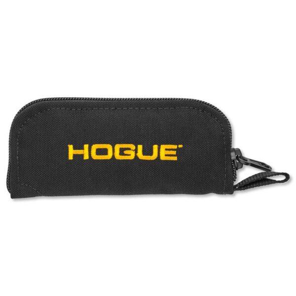 Hogue EX-A04 4″ Automatic Folder 154CM Wharncliffe Blade Black Solid G-10 34400